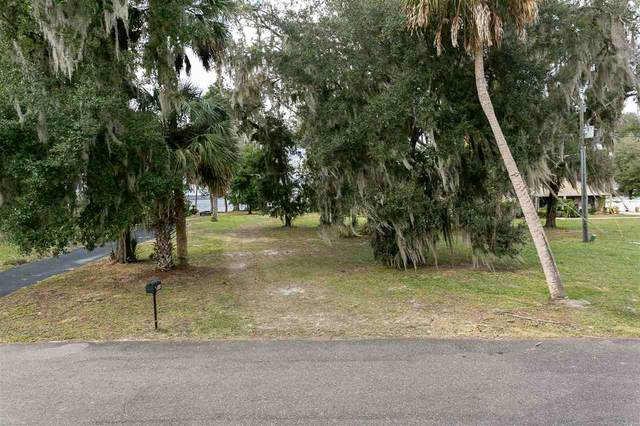 306 Moonstone Drive, East Palatka, FL 32131 (MLS #210179) :: The Perfect Place Team