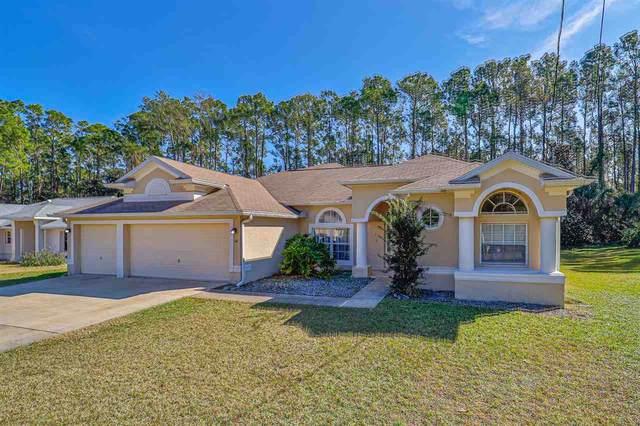 66 Pittman Drive, Palm Coast, FL 32164 (MLS #210192) :: The Newcomer Group