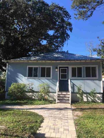1411 Masters Dr, St Augustine, FL 32084 (MLS #210204) :: The Newcomer Group