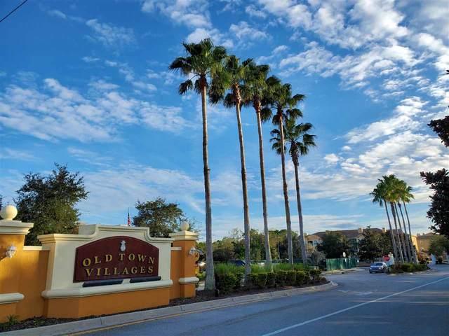 260 Old Village Center Circle #4108 #4108, St Augustine, FL 32084 (MLS #210209) :: The DJ & Lindsey Team