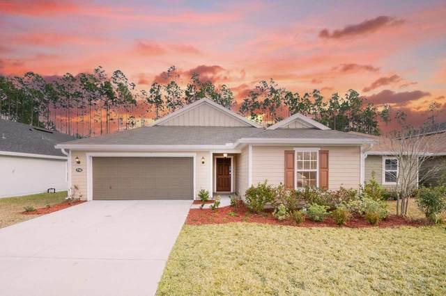 97560 Albatross Drive, Yulee, FL 32097 (MLS #210239) :: Century 21 St Augustine Properties