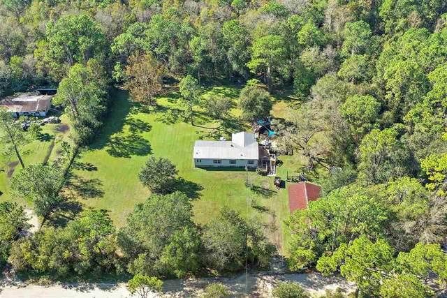 2987 Green Acres Road Ext, St Augustine, FL 32084 (MLS #210243) :: Century 21 St Augustine Properties