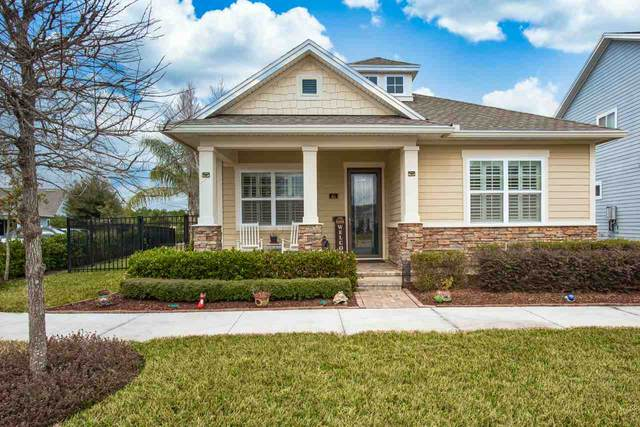 61 Archwood Dr, St Augustine, FL 32092 (MLS #210249) :: The Newcomer Group
