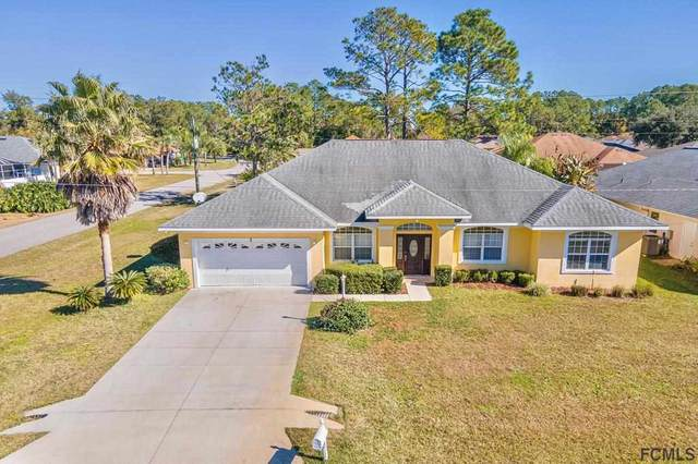 1 Walla Place, Palm Coast, FL 32164 (MLS #210253) :: The Newcomer Group