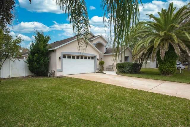 521 Chadwick Drive, St Augustine, FL 32086 (MLS #210254) :: Bridge City Real Estate Co.