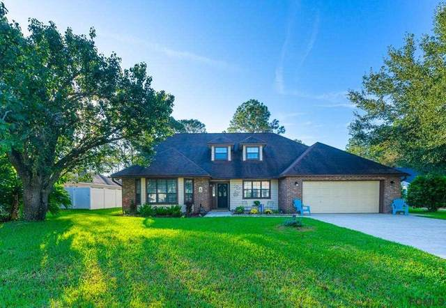 3 Winterling Place, Palm Coast, FL 32164 (MLS #210266) :: The Newcomer Group
