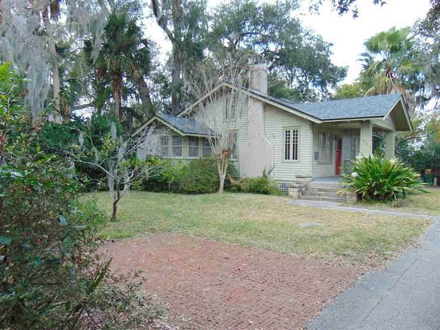 16-1/2 Carrera, St Augustine, FL 32084 (MLS #210267) :: 97Park
