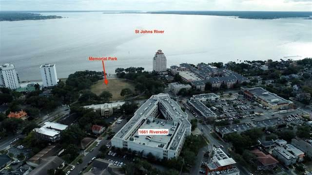 1661 Riverside Ave #105, Jacksonville, FL 32204 (MLS #210268) :: The Newcomer Group