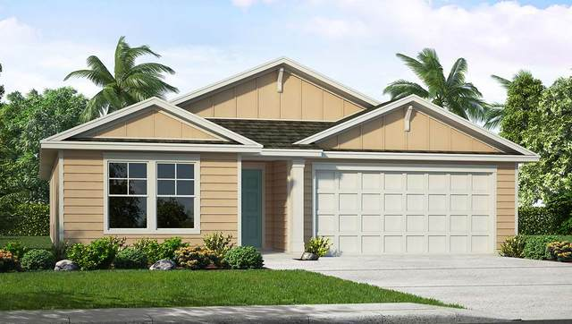 70 Spoonbill Cir, St Augustine, FL 32092 (MLS #210272) :: The Newcomer Group