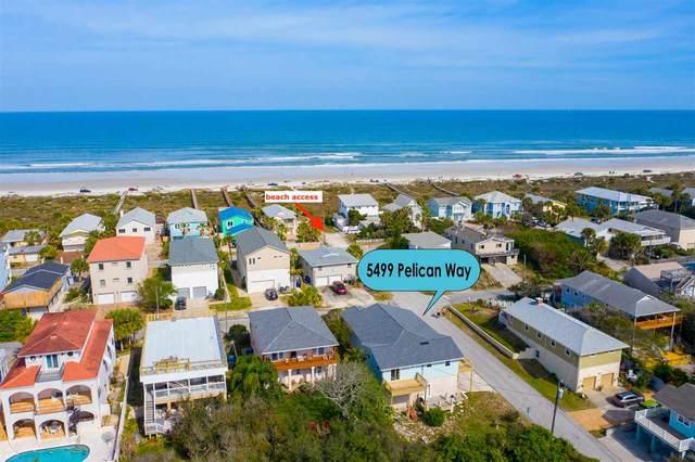 5499 Pelican Way, St Augustine, FL 32080 (MLS #210293) :: Keller Williams Realty Atlantic Partners St. Augustine