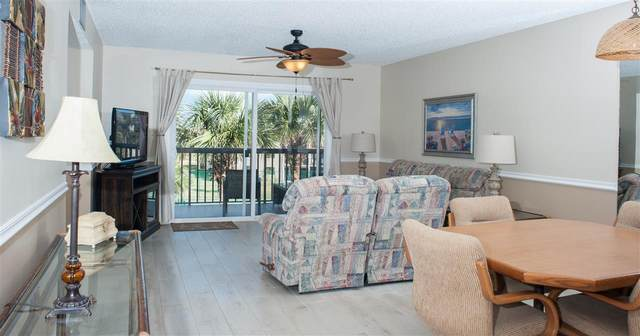 4250 A1a S Unit  E 35, St Augustine, FL 32080 (MLS #210295) :: The Newcomer Group