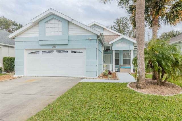 204 Joey Dr, St Augustine, FL 32080 (MLS #210296) :: The Newcomer Group