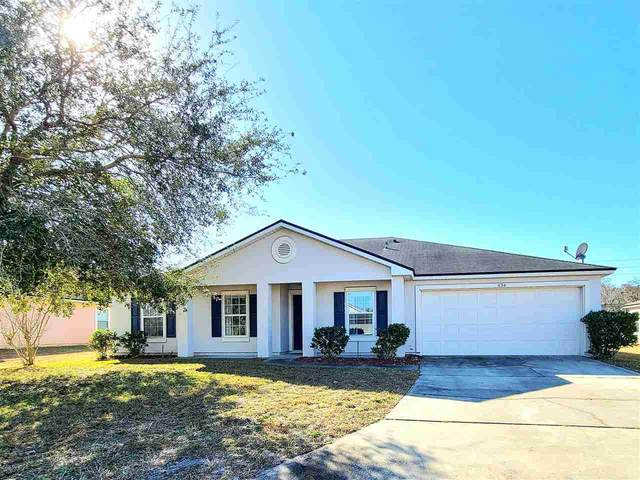434 S Hamilton Springs Rd, St Augustine, FL 32084 (MLS #210305) :: The DJ & Lindsey Team