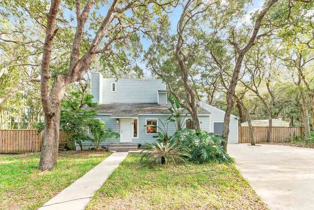 1 Fern St, St Augustine, FL 32084 (MLS #210312) :: Keller Williams Realty Atlantic Partners St. Augustine