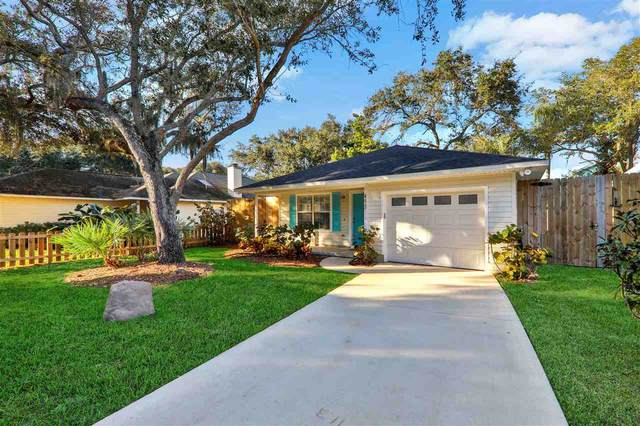 493 Pyrus, St Augustine Beach, FL 32080 (MLS #210328) :: Better Homes & Gardens Real Estate Thomas Group