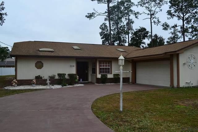 28 Westbriar Lane, Palm Coast, FL 32164 (MLS #210338) :: Endless Summer Realty