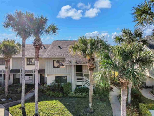 108 Village Del Prado #108, St Augustine Beach, FL 32080 (MLS #210347) :: Endless Summer Realty