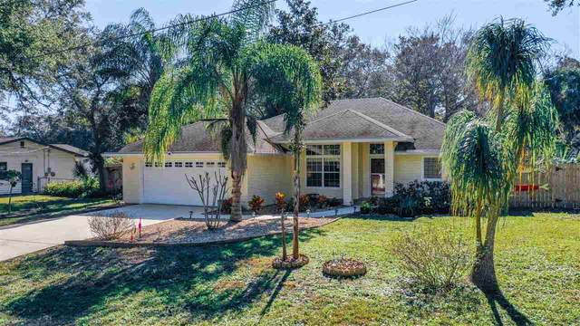 108 Tanager Rd, St Augustine, FL 32086 (MLS #210372) :: The Newcomer Group