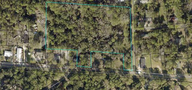 201 N Clay Street, St Augustine, FL 32084 (MLS #210376) :: Better Homes & Gardens Real Estate Thomas Group