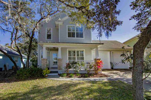534 Weeping Willow, St Augustine, FL 32080 (MLS #210380) :: Memory Hopkins Real Estate