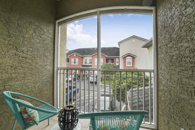 10075 Gate Pkwy #2606, Jacksonville, FL 32246 (MLS #210383) :: The Newcomer Group