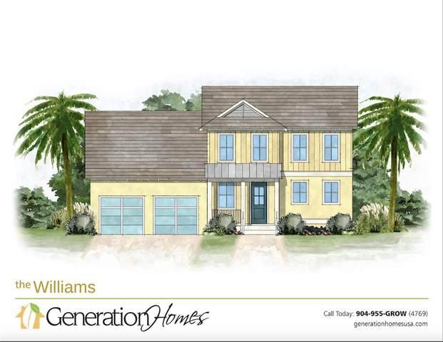 571 W Tropic Way, St Augustine, FL 32080 (MLS #210386) :: Memory Hopkins Real Estate