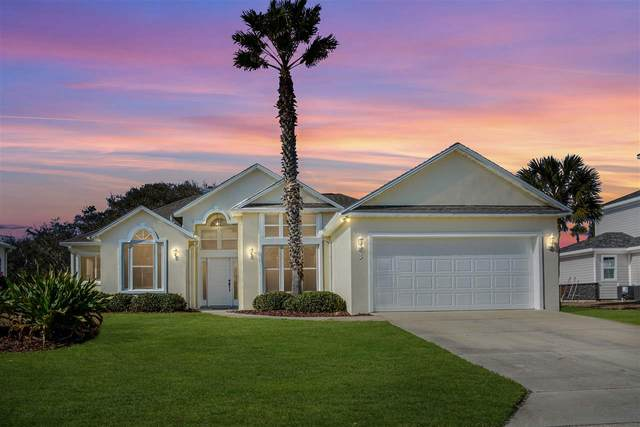 3 Kimberly Ln, St Augustine, FL 32080 (MLS #210393) :: Better Homes & Gardens Real Estate Thomas Group