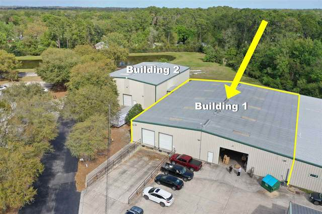 6480 -B Us-1 North Building 1, St Augustine, FL 32095 (MLS #210413) :: The Newcomer Group