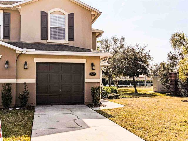 347 W Pisa Pl, St Augustine, FL 32084 (MLS #210435) :: The Newcomer Group