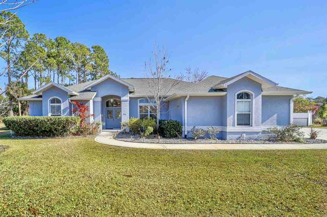 65 Ballenger Lane, Palm Coast, FL 32137 (MLS #210456) :: The Impact Group with Momentum Realty