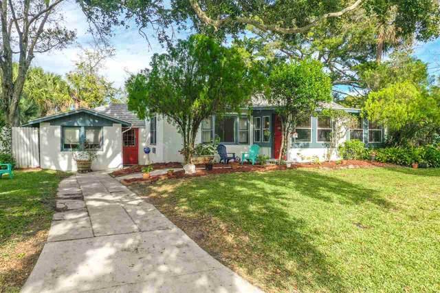 304 Flagler Blvd, St Augustine, FL 32080 (MLS #210459) :: The Newcomer Group