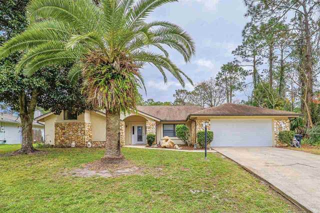 150 Belleaire Drive, Palm Coast, FL 32137 (MLS #210463) :: The Impact Group with Momentum Realty