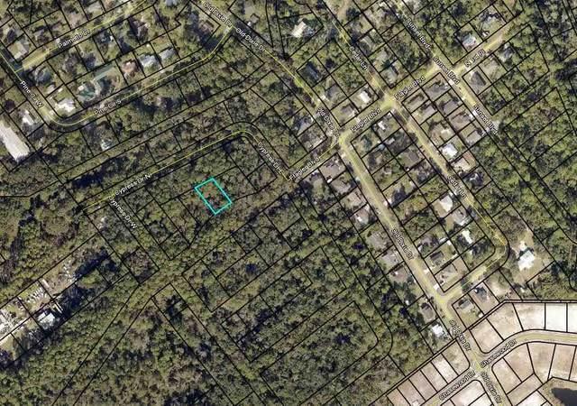 Flagler Blvd, St Augustine, FL 32095 (MLS #210464) :: Century 21 St Augustine Properties