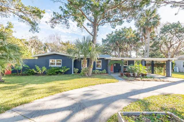 10 Solano Ave, St Augustine, FL 32080 (MLS #210468) :: The DJ & Lindsey Team
