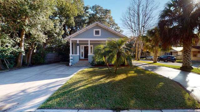 15 Garnett Ave, St Augustine, FL 32084 (MLS #210483) :: Noah Bailey Group