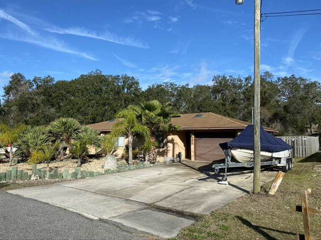 68 Atlantic Oaks Circle, St Augustine Beach, FL 32080 (MLS #210485) :: Noah Bailey Group