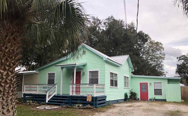 117 North Blvd, St Augustine, FL 32095 (MLS #210518) :: The Newcomer Group