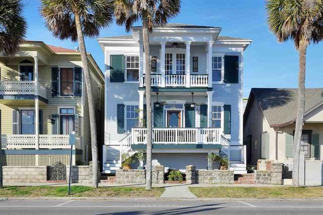 164 Avenida Menendez, St Augustine, FL 32084 (MLS #210526) :: CrossView Realty