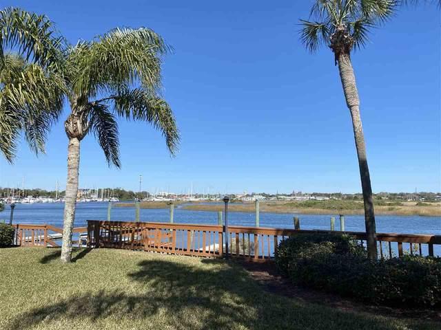 915 S Ponce De Leon Blvd #915, St Augustine, FL 32084 (MLS #210547) :: Endless Summer Realty