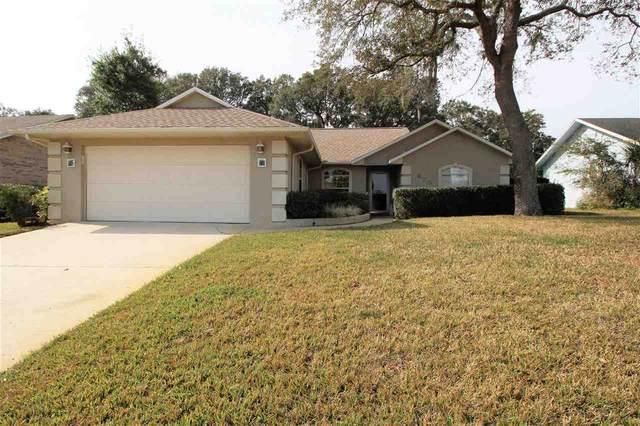 670 Bahia Ct, St Augustine, FL 32086 (MLS #210550) :: Olde Florida Realty Group