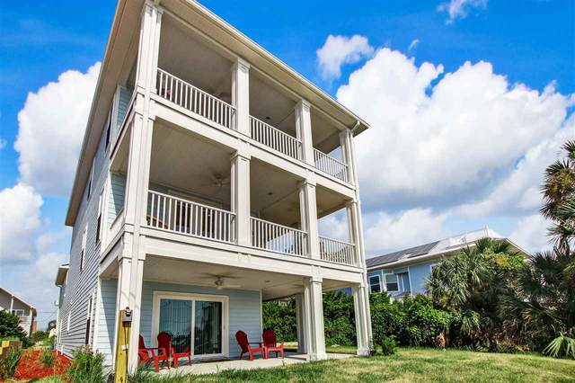 15 E Magnolia Avenue, St Augustine, FL 32080 (MLS #210568) :: Noah Bailey Group