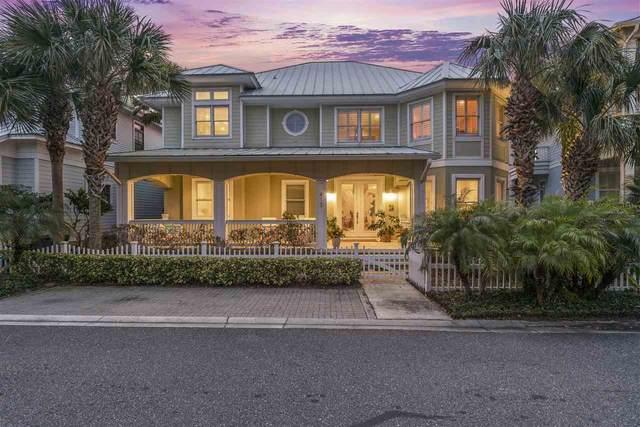 413 Ocean Grove Circle, St Augustine Beach, FL 32080 (MLS #210588) :: Olde Florida Realty Group