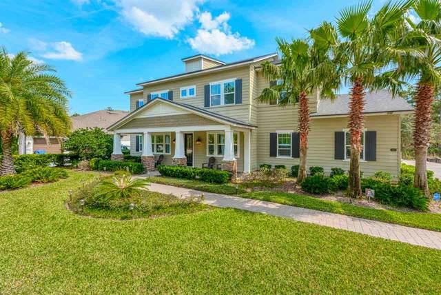 132 Corbata Lane, St Augustine, FL 32095 (MLS #210589) :: Noah Bailey Group