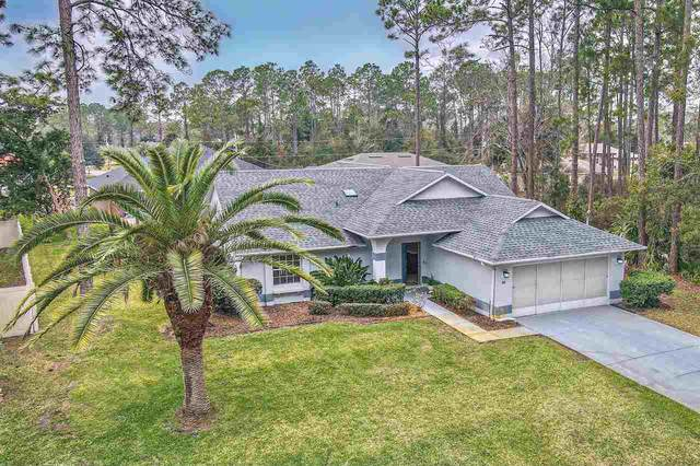 35 Beacon Mill Lane, Palm Coast, FL 32137 (MLS #210592) :: The Impact Group with Momentum Realty