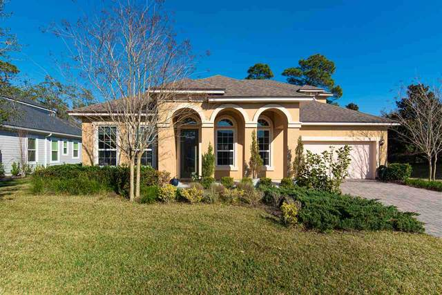 24 Pintoresco Dr, St Augustine, FL 32095 (MLS #210603) :: Noah Bailey Group