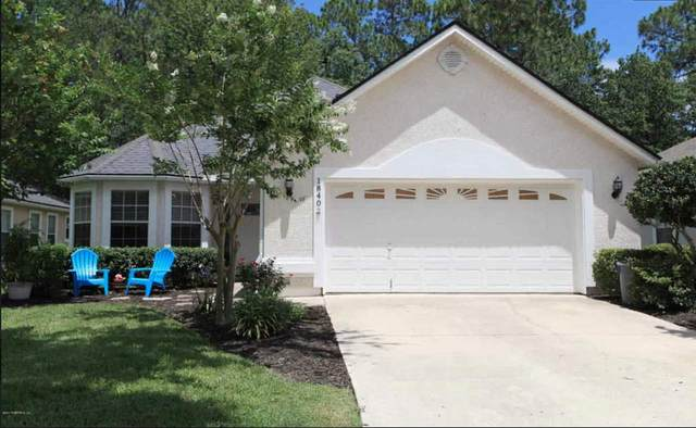 1840 Keswick Rd, St Augustine, FL 32084 (MLS #210619) :: The Newcomer Group