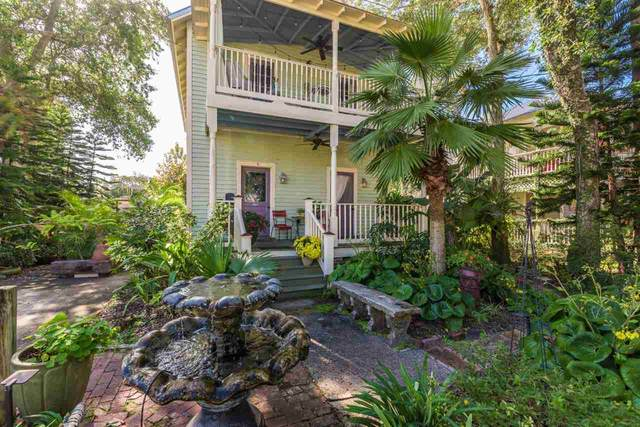 5 Cincinnati Avenue, St Augustine, FL 32084 (MLS #210630) :: The Newcomer Group