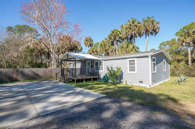 1385 Highland Blvd, St Augustine, FL 32084 (MLS #210635) :: The Impact Group with Momentum Realty