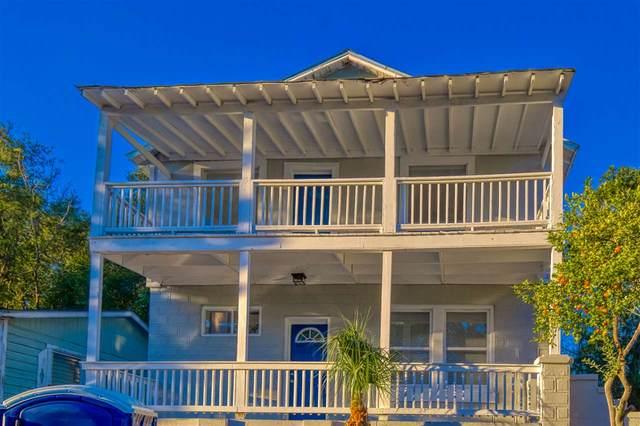 604 W King St, St Augustine, FL 32084 (MLS #210651) :: CrossView Realty