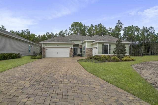 16 Enrede Ln, St Augustine, FL 32095 (MLS #210688) :: Noah Bailey Group